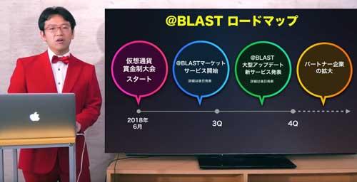 AppBank BLAST ロードマップ